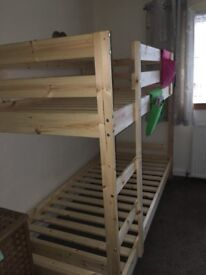As new in the past 2 months beds no longer required and are available at £50