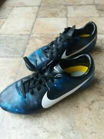 Size 3 Nike mercurial c7 football boots (blades)