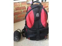 Tamrac SLR Camera and lens backpack
