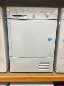 Indesit Start IDC85 8kg Condenser Tumble Dryer - White