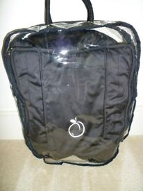 Icandy Peach Pushchair Foomuff-Hardly Used-Excellent Clean condition-Still in Original Bag