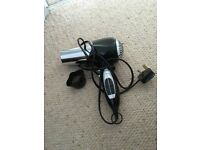 HAIRDRYER NO BOX EXCELLENT CONDITION