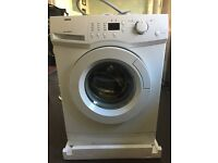 Zanussi Washing Machine 6kg 1200rpm
