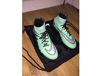 Nike hypervenom fg size UK 10-1/2