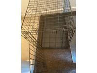 Dog crate large