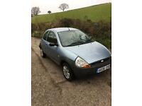 2006 Ford Ka long mot