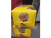 LEGO CARDS X2 NEW FULL BOXES(OFFERS?)