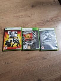 Guitar Hero Games