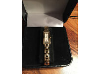 Accurist Diamond Ladies Wrist Watch New Boxed