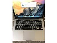 """MacBook Pro 13"""" Retina Early 2015 Mint Condition"""