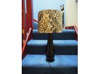 Large Marks and Spencer Zaros Ceramic Table Lamp