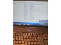 "Hp G70 17"" Laptop"
