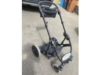 Britax B Smart and Romer with accessories