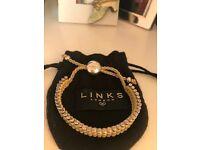 Genuine links of London friendship bracelet