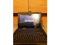 Iropro tablet 32GB 10 inch screen with keyboard case