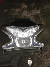 Honda VFR 1200F 2012 model parts for sale