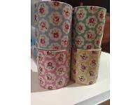 Cath Kidston fine China mugs