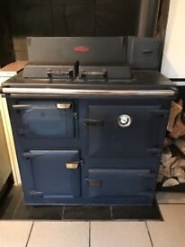 Royal Range Solid Fuel Cooker