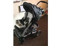 Mothercare travel System Buggy Pram stroller