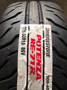 Bridgestone Potenza RE71R In Stock Sales 255/40R17 DOT2018