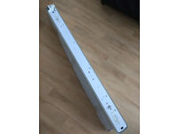 Self Contained Luminaire with Microwave Sensor and Dim Down Function for 28w T5 Fluorescent tube