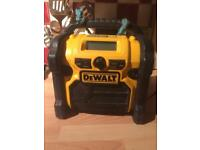 DeWalt Digital radio