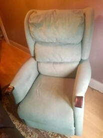Power Rise Recliner Chair (electric)