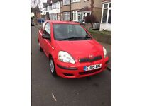 TOYOTA YARIS 1.0 AUTOMATIC EXCILLANT SMOOTH ENGINE ALMOST NEW TYRES