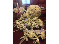 Wedding Bouquet set. As New