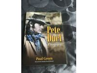 PETE DUEL - ( ALIAS SMITH & JONES ) A BIOGRAPHY -- NEW