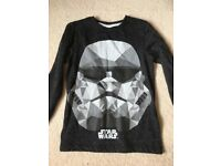 Children's Star Wars tshirt. Age 6
