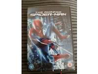 Spiderman dvd new