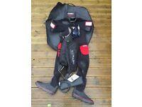 Divemaster Neoprene Drysuit Set - Northern Diver