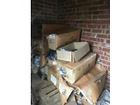 Job lot car boot market traders ebay amazon wholesale plimsolls plimsoles