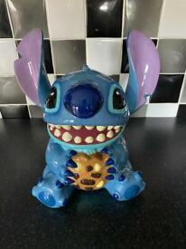 New Disney Exclusive Collectable Rare LILO & STITCH Cookie / Biscuit Jar