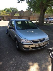 vauxhall corsa 0.9L 2004 - Spares or repairs