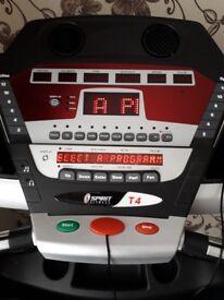 T4 spirit treadmill