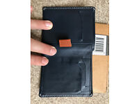 Bellroy Note Sleeve Wallet (Color Blue Steel)