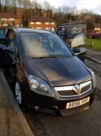 Vauxhall Zafira 2.2 Design Sport petrol