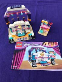 Lego Friends Stephanie's Stage 41004