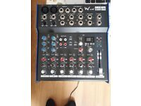 mixer audio 10 in and 99 efects