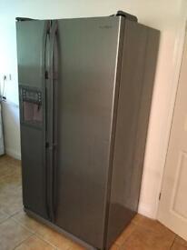 Large American Fridge Freezer - Samsung