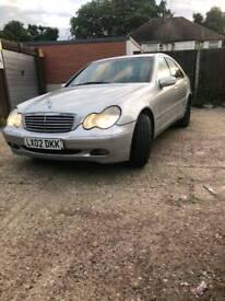 Mercedes c200 elgance
