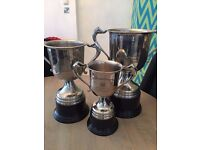 Oxford Style Trophy Set - Collection Only