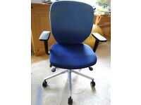 Orange box ergonomic office chair, fully functioning, well used