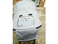 Great condition pram and car seat