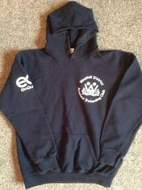 Westhill Swimming Club - Hoodie (size L Youth)
