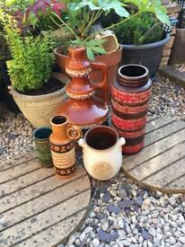 Fat Lava pottery