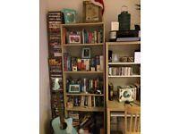 Bookshelf 193H x 67W x 23D cm £6, Collection Only Please