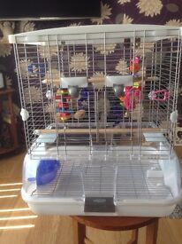 Vision bird homes cage